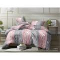 Комплект постельного белья  1,5спальный полисатин  5D дизайн 19993
