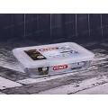 Контейнер с крышкой Cook Freez 19*14*4см 0,8л прямоугольный 241P000