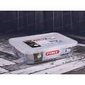 Контейнер с крышкой Cook Freez 22*17*6см 1,5л прямоугольный 242P000