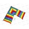 Воздушный змей разноцветный 140см (034261)  Ж