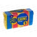 Губка GRIFON Sunshini мини 5шт *40/1 910-004