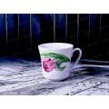 Кружка 250см3 Рассвет Розовые тюльпаны 093332