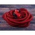 Шланг полив растягивающийся ULTRA красный 25м  *30