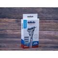 Жиллет Skinguard Sensitive станок для бритья 1кассетой+Skinguard Sensitive кассеты 3шт