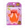 Антистресс-мялка (гель) Кошка AN02907 на блистере *8