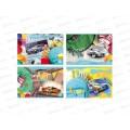 Альбом для рисования 12листов  BG Творческий драйв, асс., 9903
